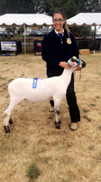 Terri Richards Place 2nd overall at SW Washington Fair