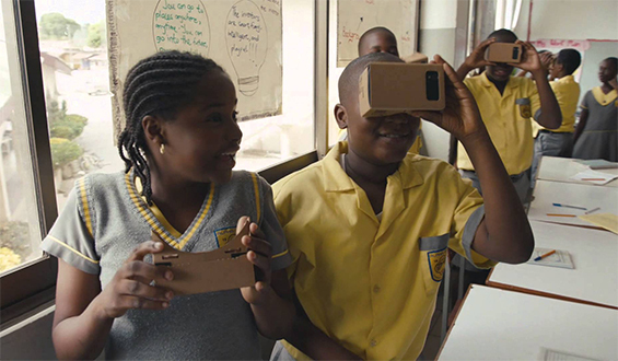 Google Expeditions Program Expands, Bringing VR to Classrooms