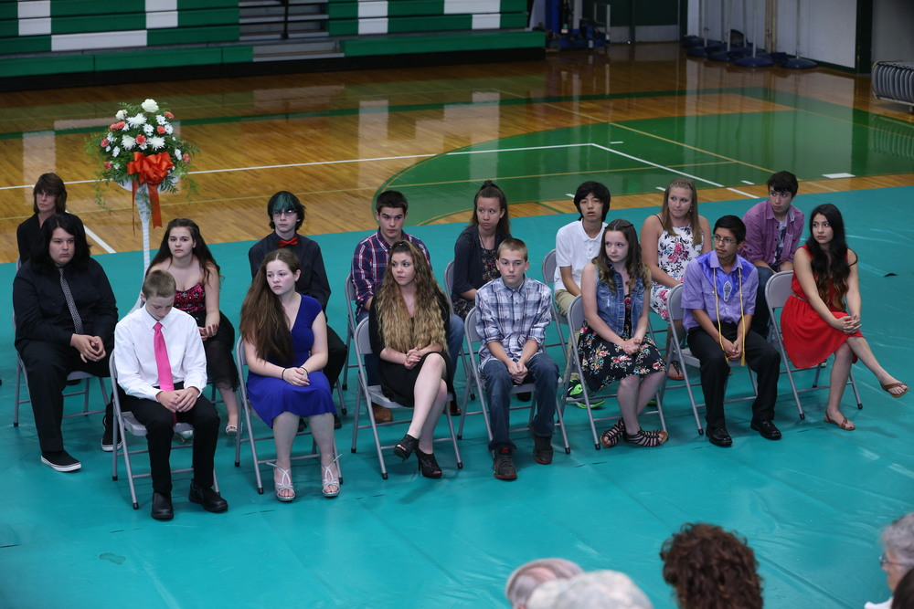 2016 8th Grade Graduation Video